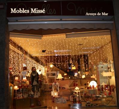 MOBLES MISSE. Arenys de Mar.