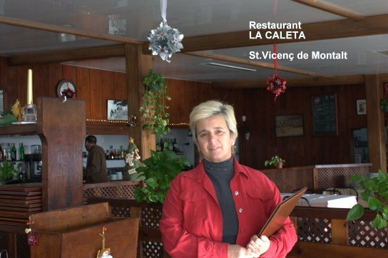 RESTAURANT LA CALETA St. Vicenç de Montalt
