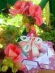 butterfly birth basket