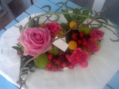 Forma del centre floral