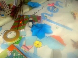 materials i inici del taller