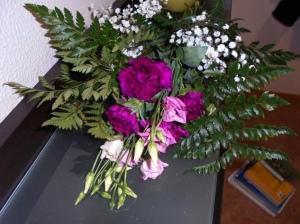material per contruir nou bouquet