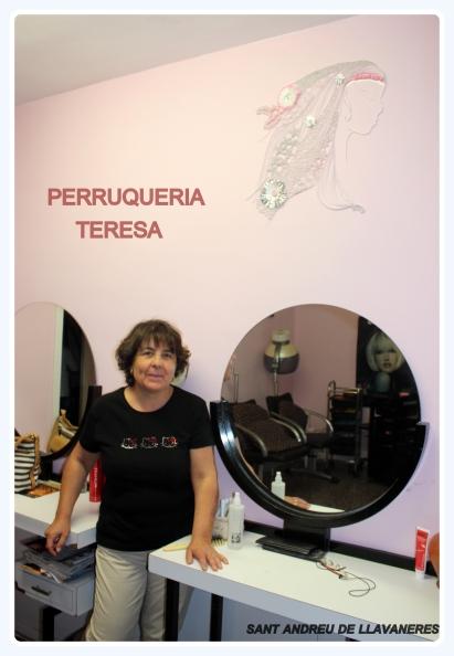 PERRUQUERIA TERESA St. Andreu de Llavaneres