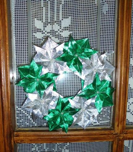 Green Xmas Wreath