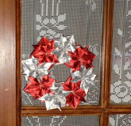 Corona vermella Nadalenca