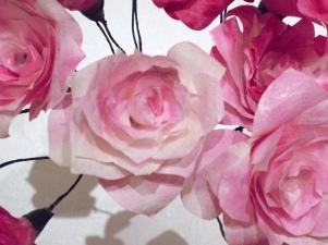 moe paper roses