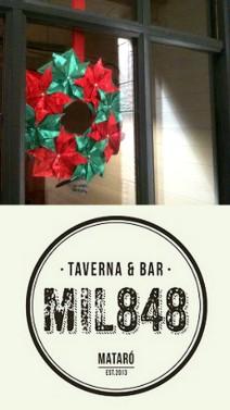 TAVERNA MIL848.MATARÓ